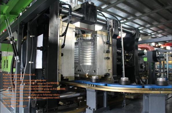 5L oil bottle blow molding machine