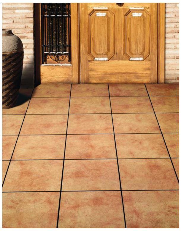 Suelos gres para garaje dise o casa dise o - Ceramica rustica para suelos ...