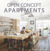 OPEN CONCEPT ABAPRTMENTS: BOOK