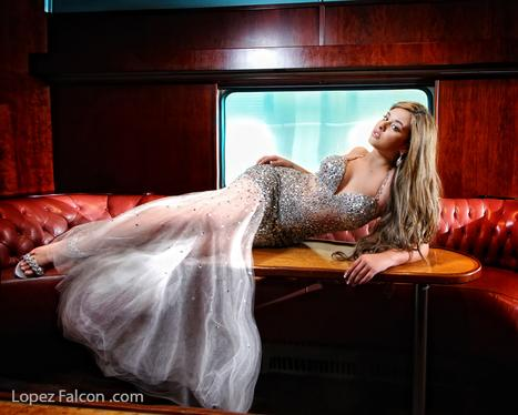 quinceanera Train Station Photo Shoot Miami Quinces With Trains Train quince photography video dresses miami