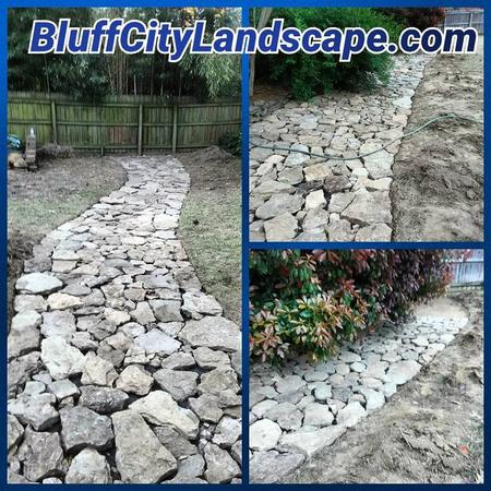 Dry Creek Bed Drainage Germantown TN