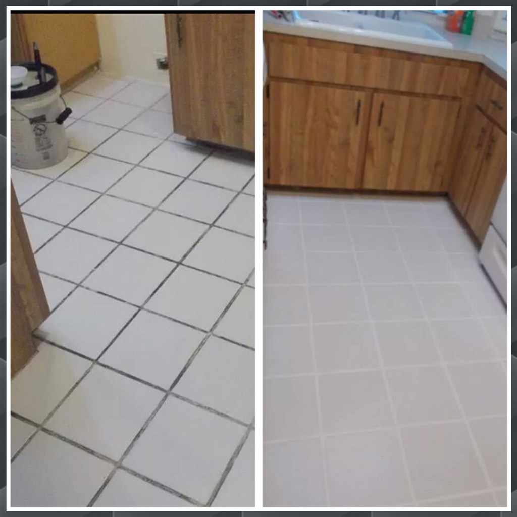 Tile And Grout Cleaning Service Well Make Your Tile Look New Again - Can tile be regrouted