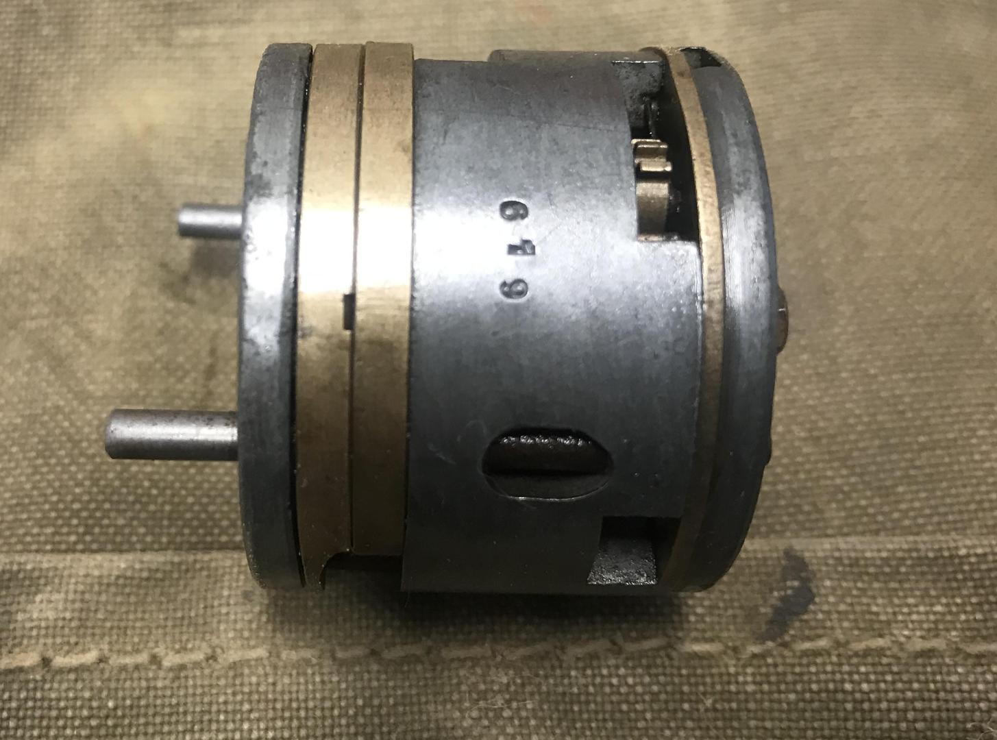ww2 German Bomb Fuze for sale