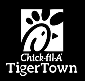 Chick-Fil-A Tigertown logo