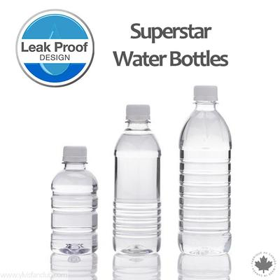 Superstar Water Bottles