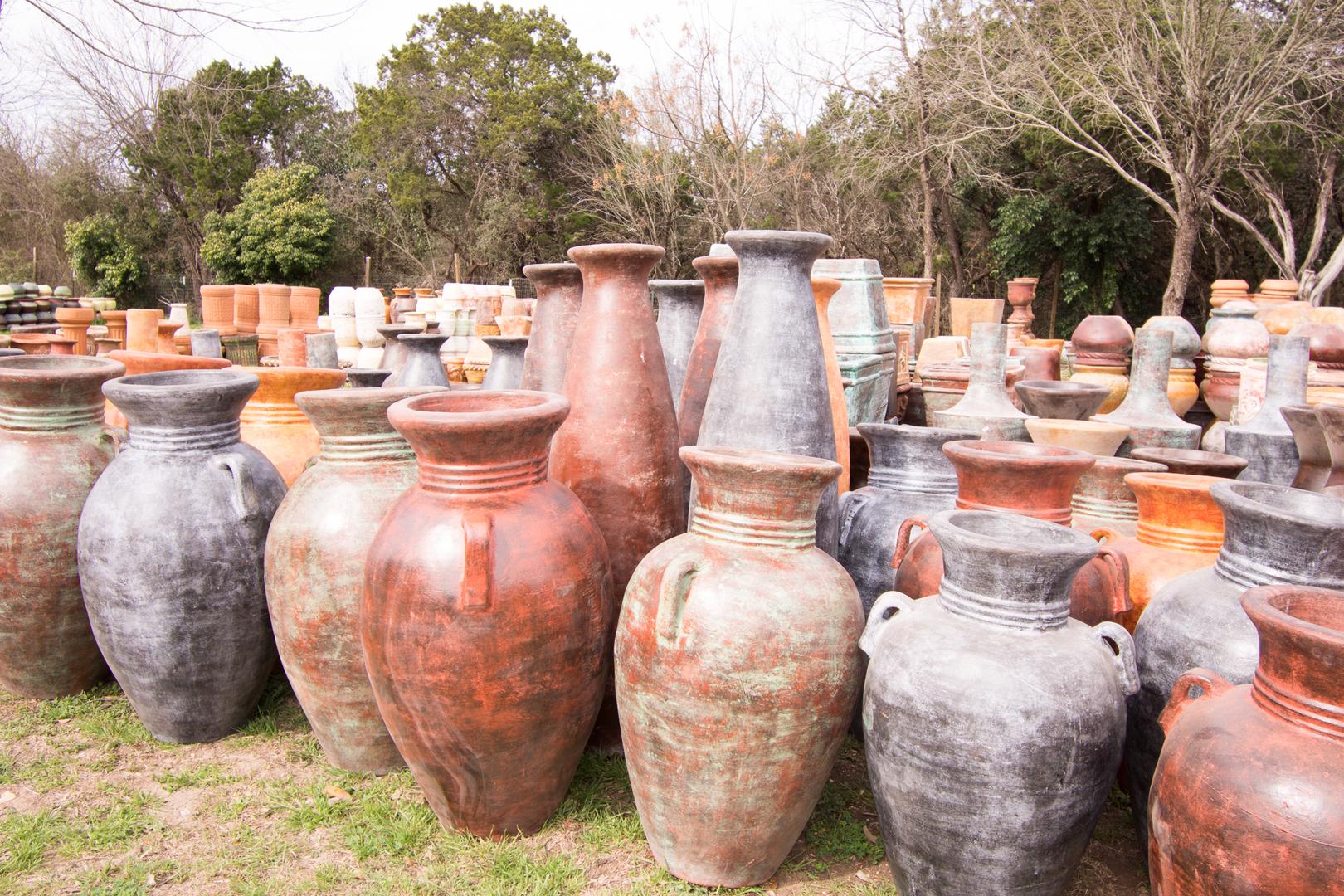 1 Mexican Pottery and Garden Art San Antonio Texas