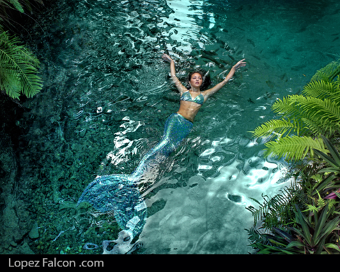 Mermaids Quince Miami Photography