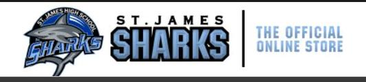 St. James Sharks Sideline Store