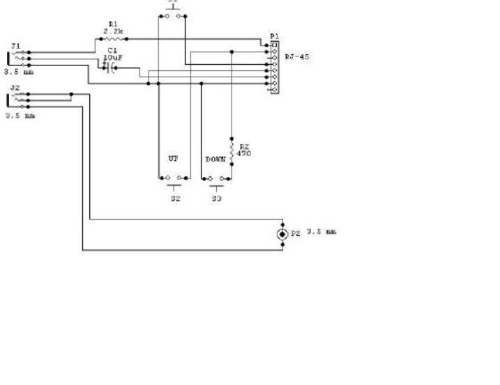 [ZTBE_9966]  Headset Adaptor | Icom Computer Headset Wiring Diagram |  | N1GY