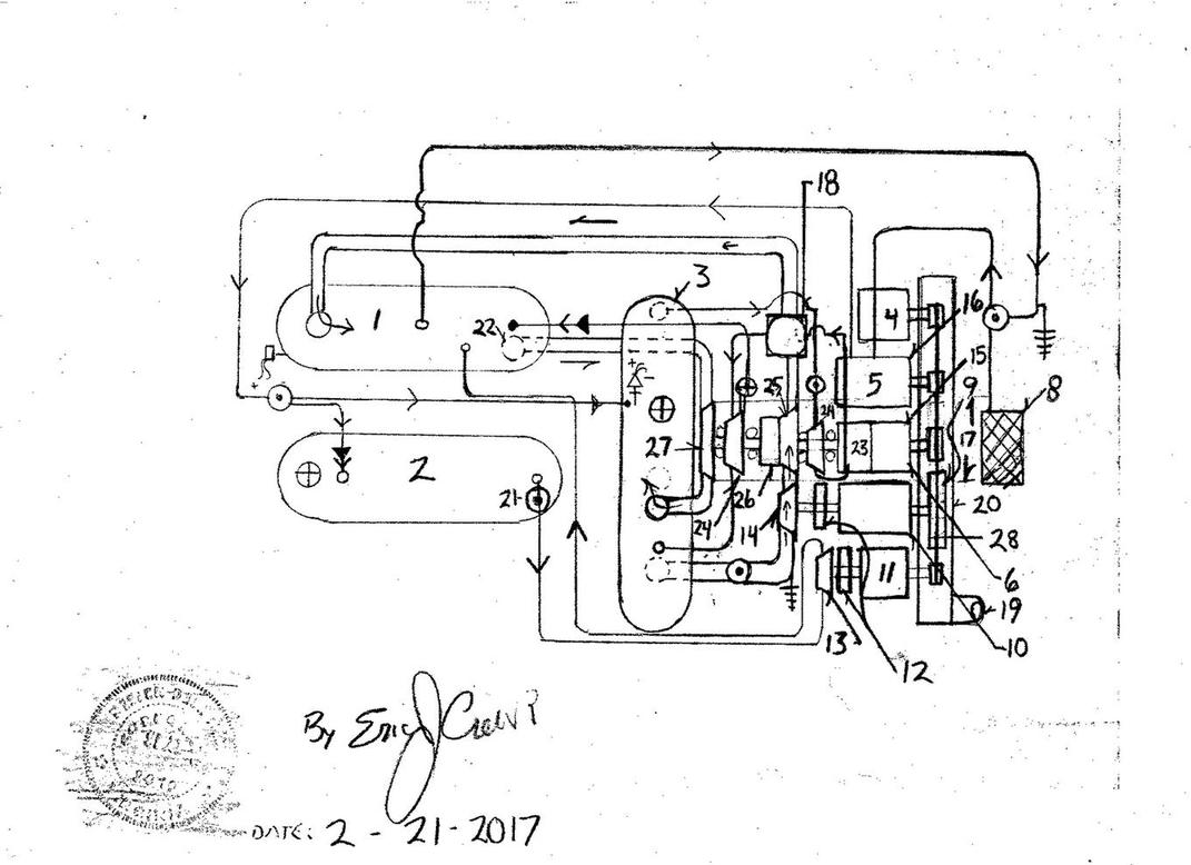 Air Distillation Fire Truck Engine Diagram