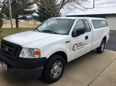 Coppes Pest Management in Burlington, Iowa Current Picture 2017