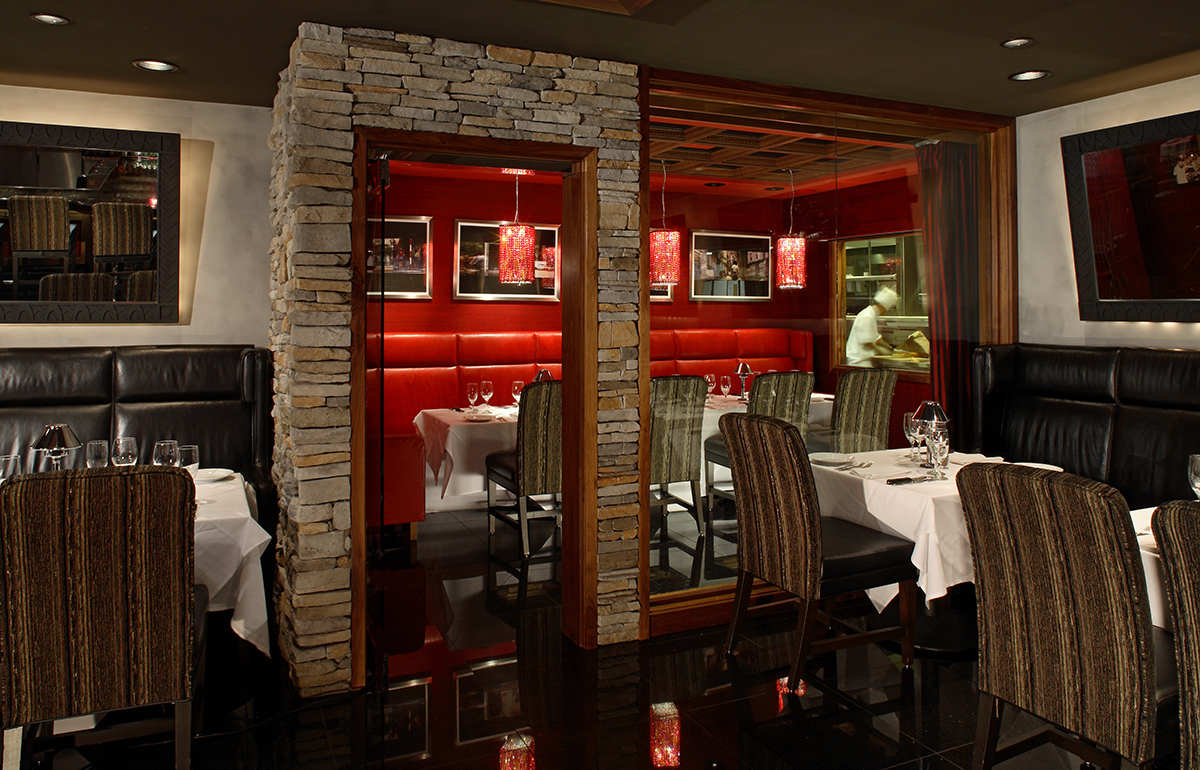 Projects Living Room Steakhouse