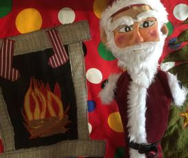 Christmas Puppet Show www.mccormickpuppets.com