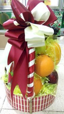 Giỏ hoa quả, lẵng hoa quả đẹp, hoa quả nhập khẩu đi biếu tại hà nội