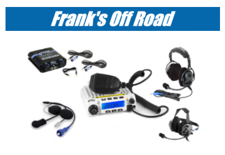 Frank's Off Road Rugged Radios