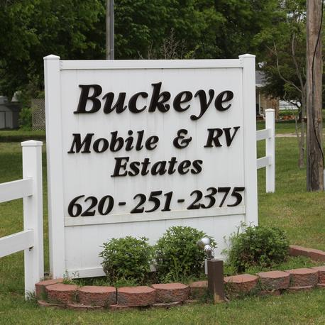 Buckeye Mobile Estates Coffeyville Kansas