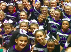 6aa11c683f7 Puma Cheer has a team for age groups 4-18! All skill levels are welcomed