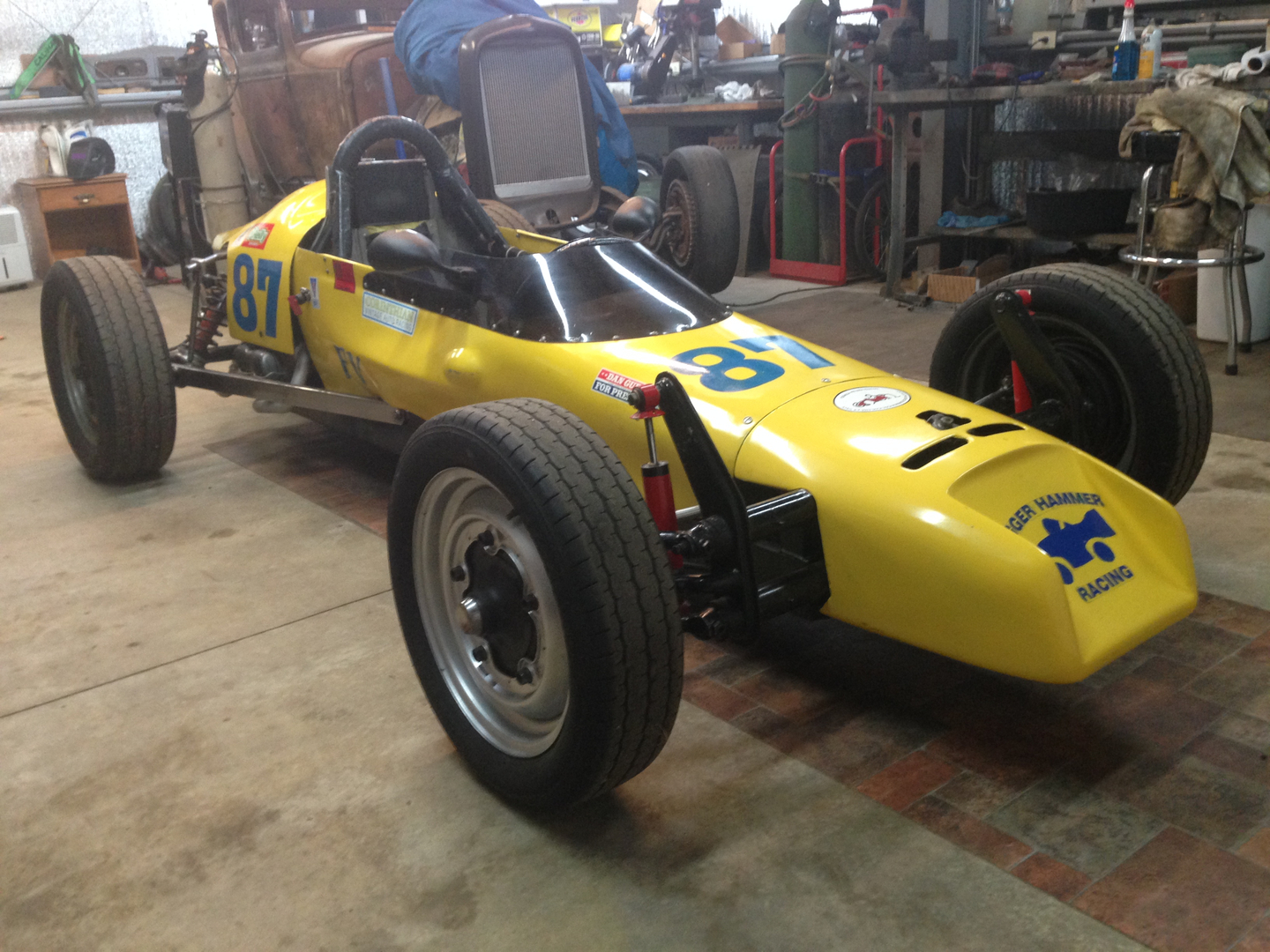 Bigger Hammer Racing  Cars For Sale
