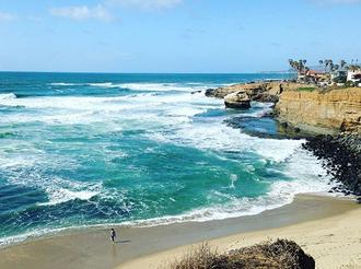 San diego, beaches, surfing, mexican food, sunset cliffs, encinitas, pacific beach, carlsbad