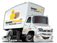 Sooner Moving Company in Oklahoma Moving Truck Logo