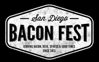 Saturday, September 2, 2017, 12:00PM - 5th Annual San Diego Bacon Fest