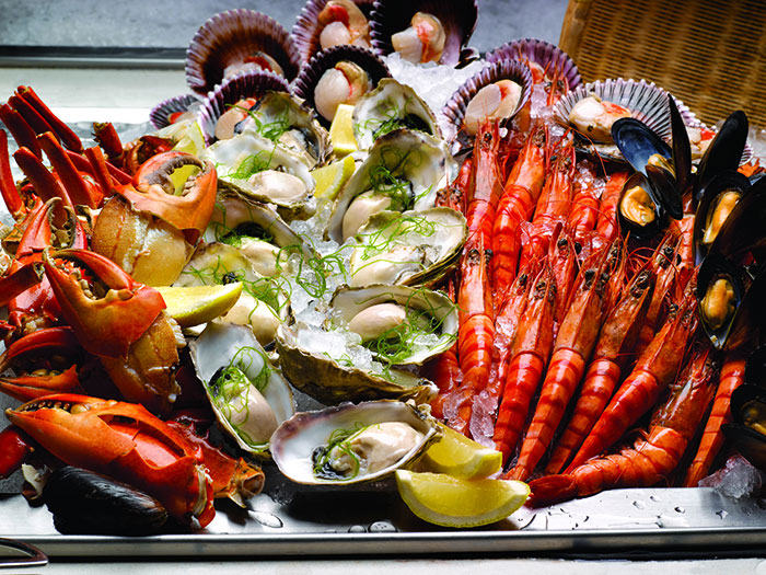 Yukai Japanese Seafood Buffet Coupon Menu Seafood