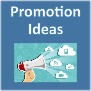 WLGH Promotional Ideas