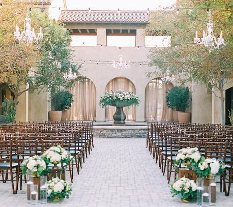 Serra Plaza Wedding