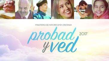 Probad y Ved