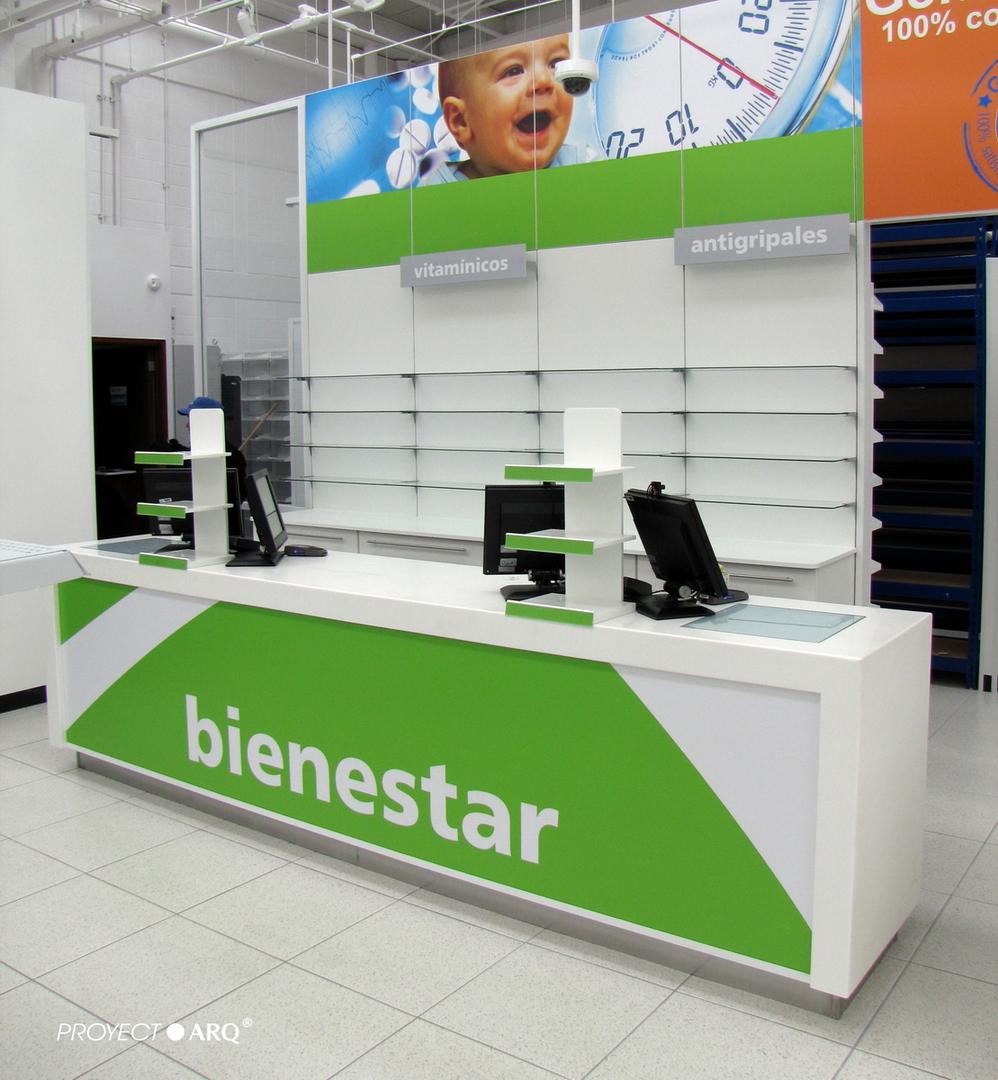 Muebles para farmacias for Muebles para farmacia
