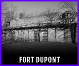 Fort Dupont in Delaware City, DE