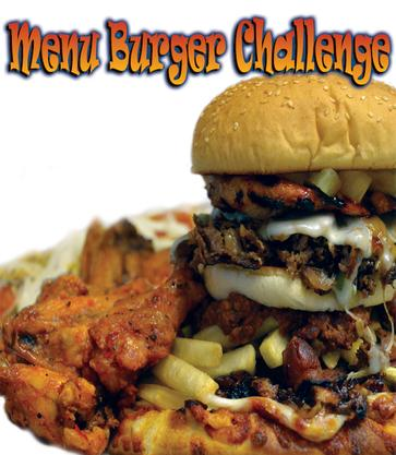 Best Eating Challenge in Nevada