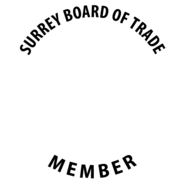 Surrey Board of Trade Members get 10% off our services