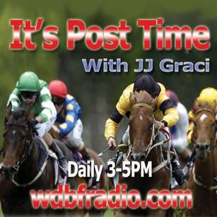 Click Here To Listen To It's Post Time