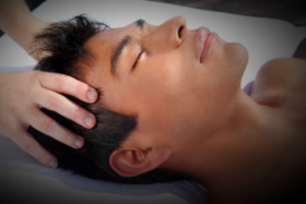 Moraig deWitt - Ayurvedic Indian Head Massage Normandie