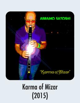 Album Download - Karma of Mizar -Abramo Satoshi 2015 Music Release