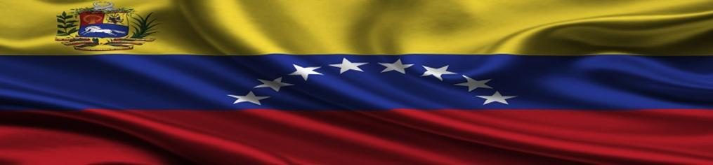 Flag of Venezuela travel guide page
