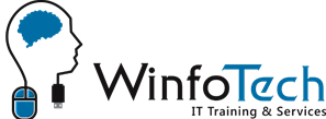 WinfoTech IT Training Logo