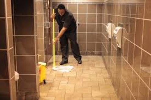 PUBLIC RESTROOM CLEANING SERVICE