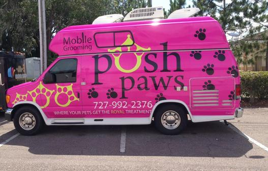 Stupendous Mobile Dog Other Pet Grooming In Pasco County Home Interior And Landscaping Analalmasignezvosmurscom