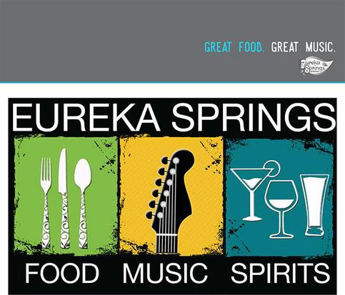 Explore Eureka Springs food & nightlife scene