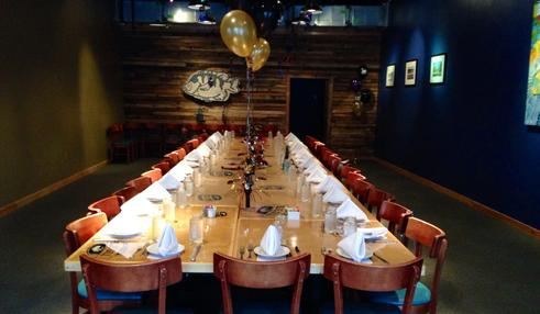Blue Gill's Private Dining Room