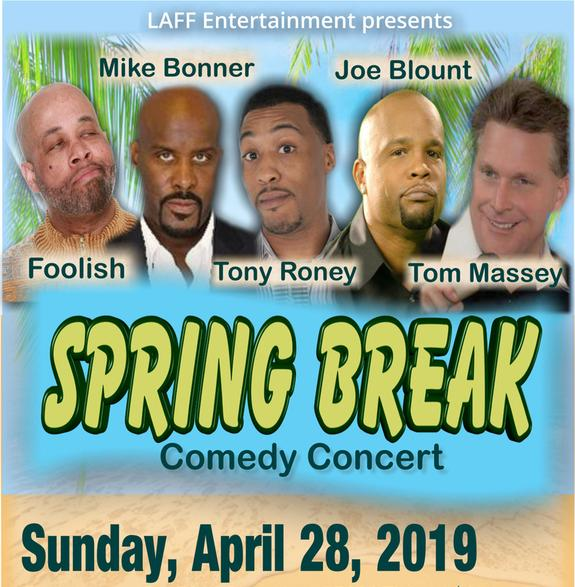 Spring Break Comedy Concert