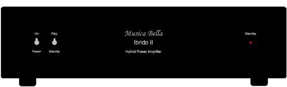 Ibrido - High Power Hybrid Class D Power Amplifier