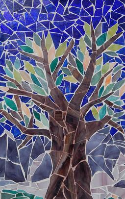 Mosaics Inspired By Nature