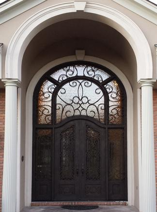 Iron Doors Custom Doors Quantum Entries Memphis Tn