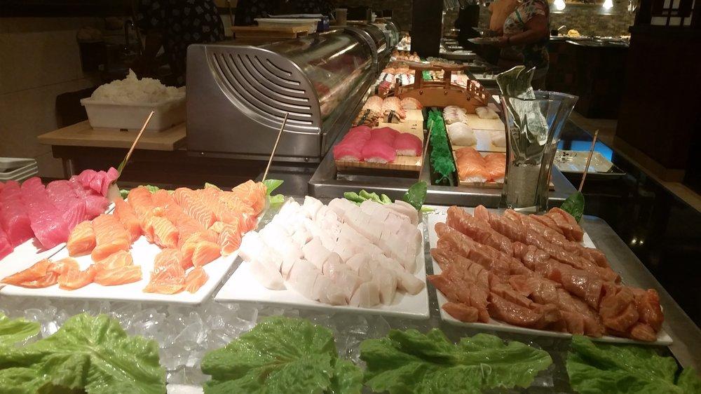 Astounding Ginza Japanese Buffet Sushi Seafood North Miami Beach Download Free Architecture Designs Sospemadebymaigaardcom