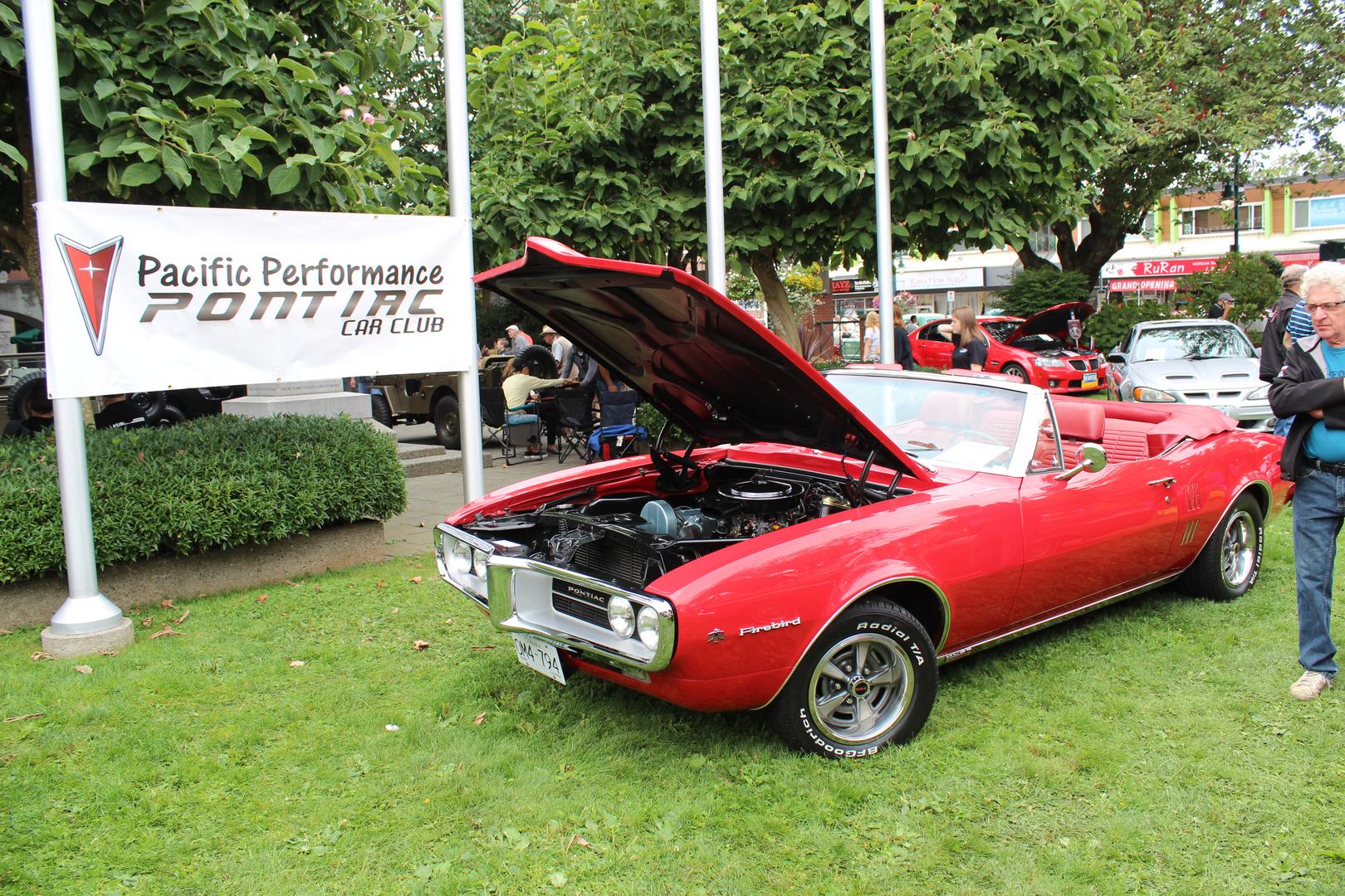 Car club for Pontiac owners