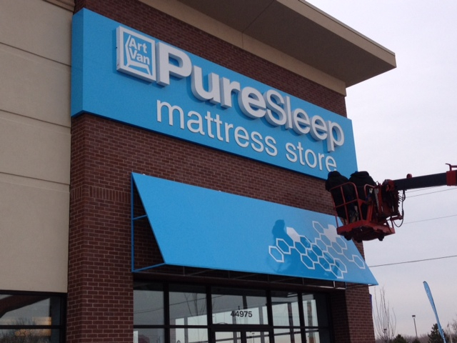 Sign Fabricators - Commercial, Aluminum, and Metal Awnings