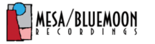 Mesa Bluemoon Recordings logo and site link